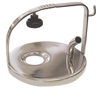 "DL-Style 5/8"" Lid w/Gasket f/Long-Handled Bucket"