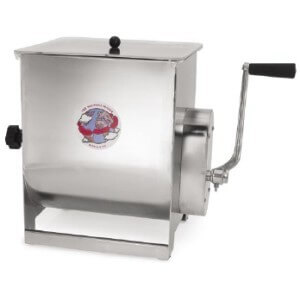 TSM 50 LB Stainless Steel Meat Mixer