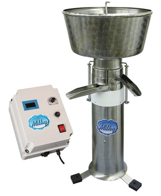 Milky Long Life Electric Cream Separator--600L/Hr