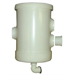 "PVC 3"" Pre-Filter for Single or Double Pump"