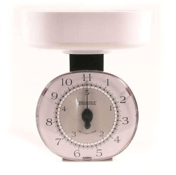 Scale - Progressive 11lb Kitchen Scale