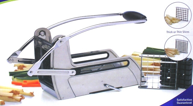 Potato Cutter - Stainless Steel