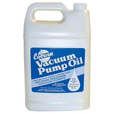 Vacuum Pump Oil - one gallon
