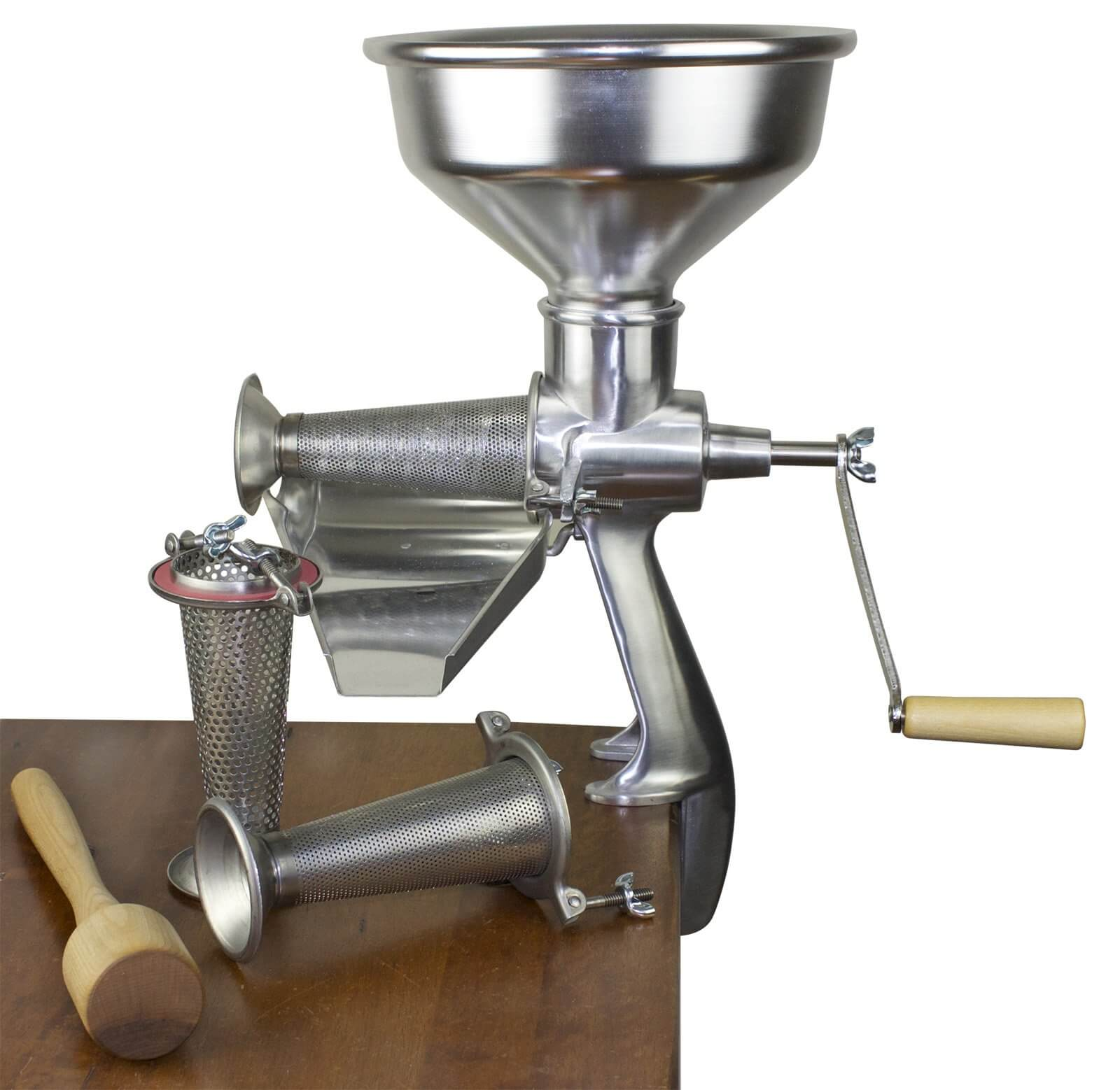 Squeezo Strainer and Sauce Maker - Delux