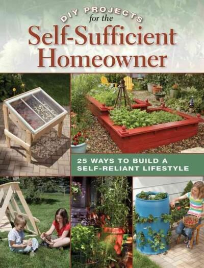 DIY Projects for the Self-Sufficient Homeowner