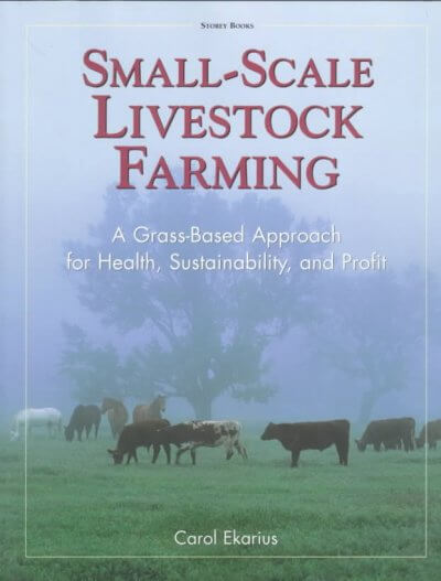 Small-Scale Livestock Farming: A Grass-Based Approach for Health