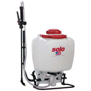 Solo Delux Backpack Sprayer - 4 Gallon