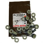 XL Tri-Band Rings - set of 50