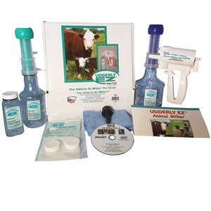 Udderly EZ Milker Kit for Cows