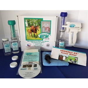 Udderly EZ Milker Kit for Mares