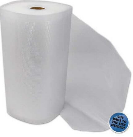 Vacuum Bag Roll - 15 in x 50 ft