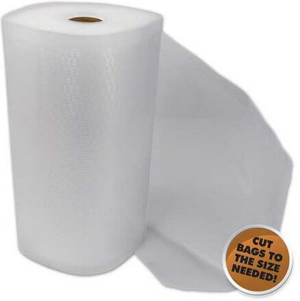 Vacuum Bag Roll - 8 in x 50 ft