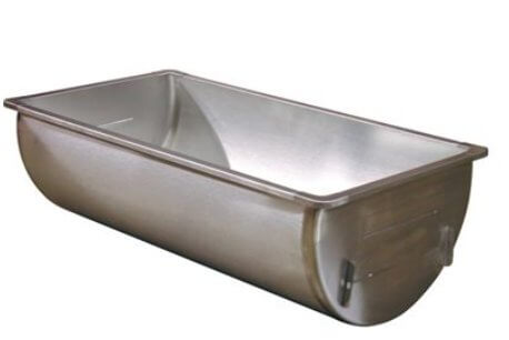 Stainless Steel Wash Sink - Single 23 gallons