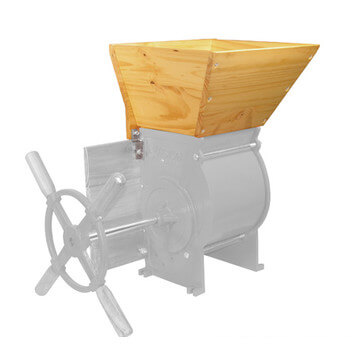 Fruit Presses - Hopper for Fruit Crusher