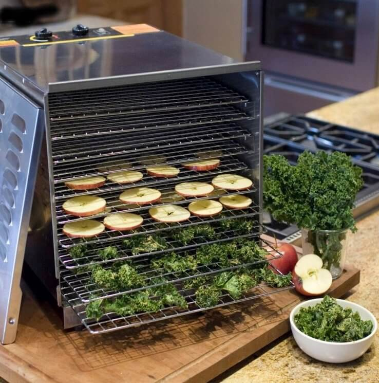 Stainless Steel Food Dehydrator by Weston