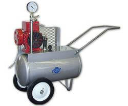 Porta Milker Base Unit and Electric Motor One Animal