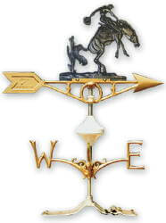 Weathervane - Bronco