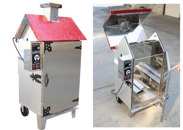 TSM 30 Lb. Country Style Insulated Smokehouse