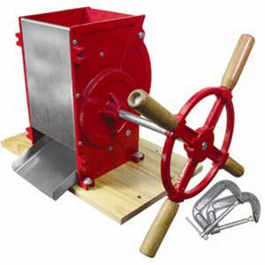 Apple & Fruit Crusher - Fruit Presses