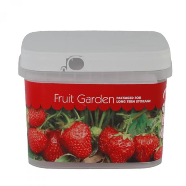 Fruit Garden Seeds Bucket