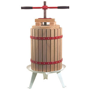 Harvest Fruit & Wine Press from TSM 30L