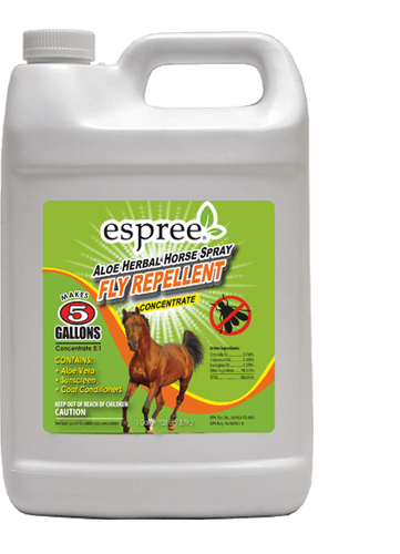 Espree Aloe Herbal Horse Fly Repellent - 1 gal. Concentrate