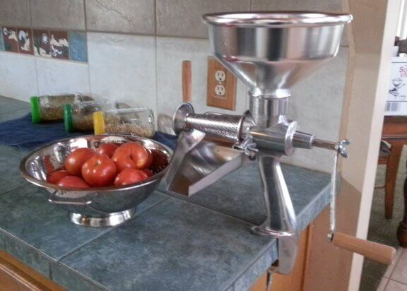 Strainers and Sauce Makers