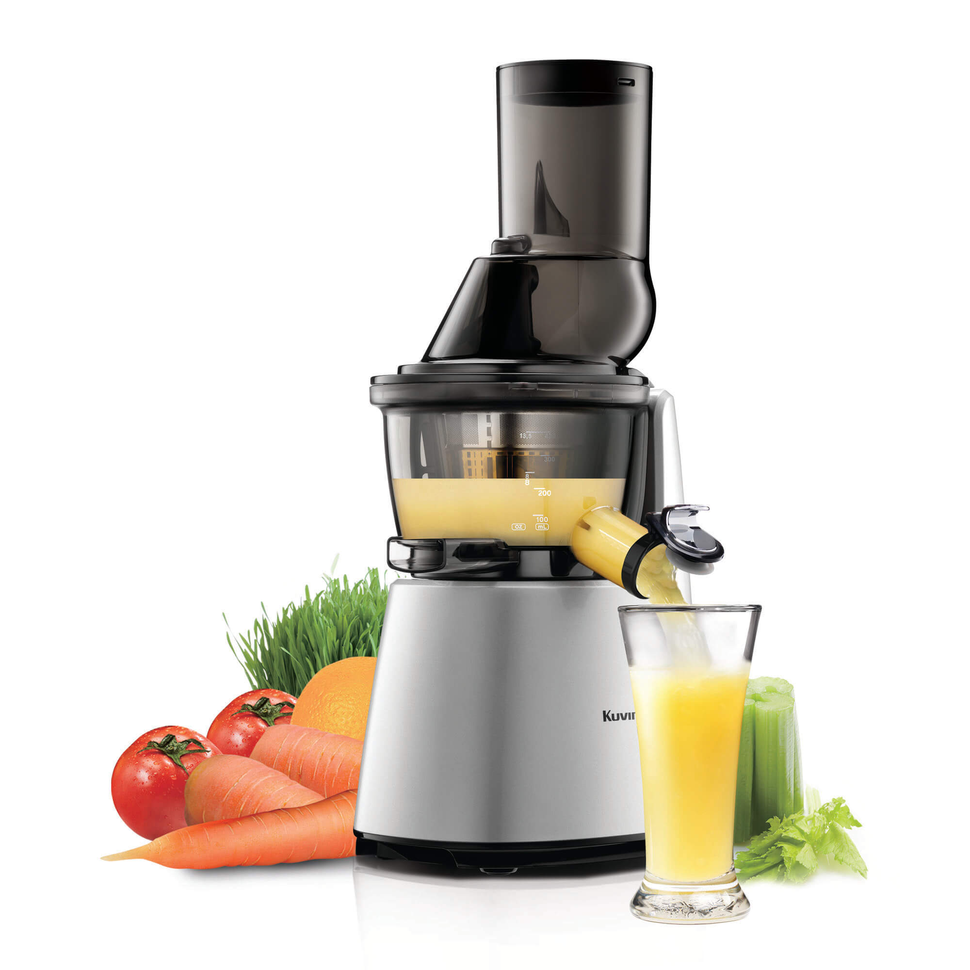 Slow Masticating Juicer Recipes : Juicers, Choppers and Strainers