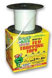 Mr Sticky Fly Tape 600 Refill for Deluxe Kit - case of 6