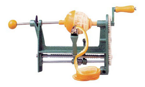 Orange Peeler with Clamp