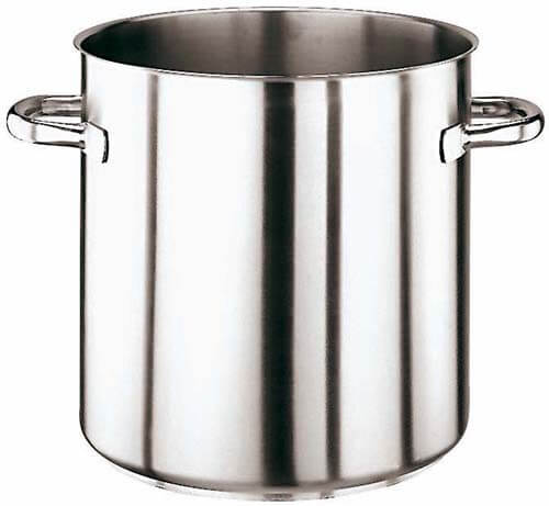 18 Quart Stainless Steel Stock Pot and Lid