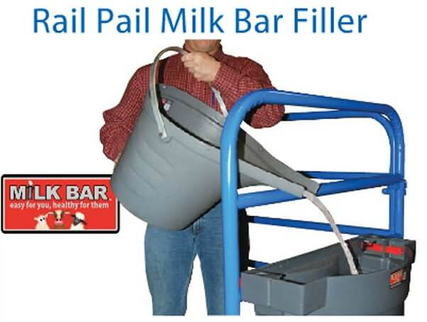 Milk Bar Rail Pail 6.6 Gal