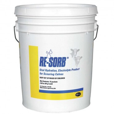 Re-Sorb Bucket of 72 Packets