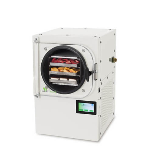 Small Size Freeze Dryer - Colors