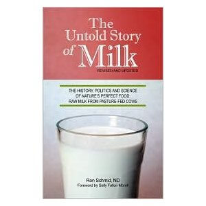 The Untold Story of Milk