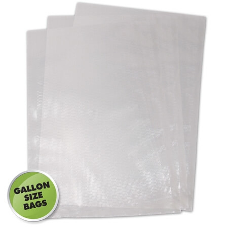 Gallon 11 x 16 Vacuum Bags (100 count)