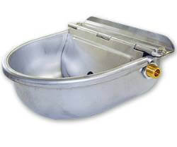 Stainless Steel Water Bowl - Deep Dish